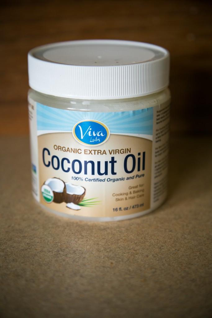 Viva Labs coconut oil_