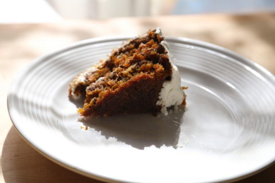 carrot cake VI