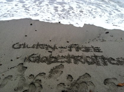 Gluten-Free Globetrotter, that's me!