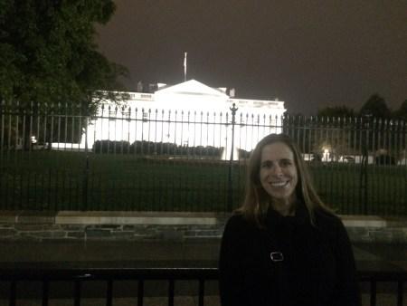 The White House in Washington, DC!