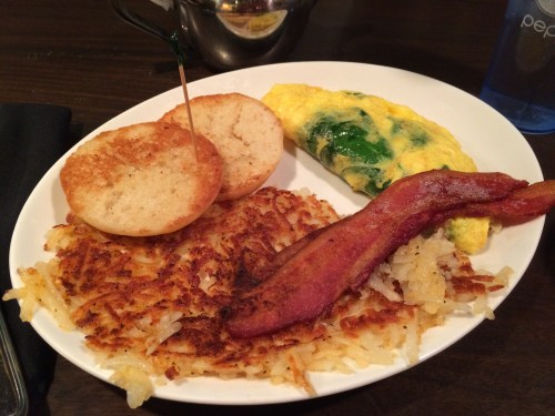 Breakfast at Over Easy