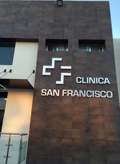 My visit to the Clinica