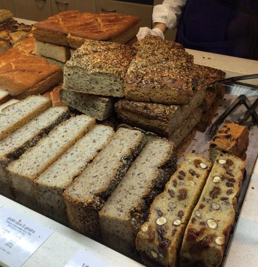 More bread, all gluten-free