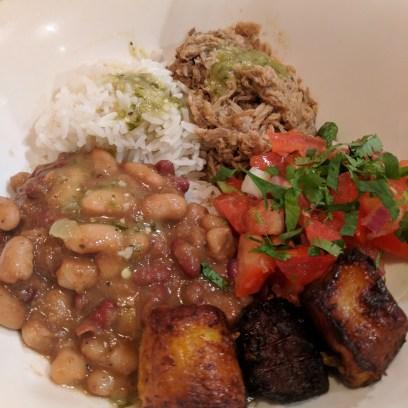 Kitava Kitchen Pulled Pork Special