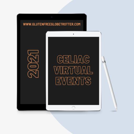 Gluten-Free Globetrotter 2021 Celiac Virtual Events