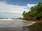 Arenas Del Mar's Private beach