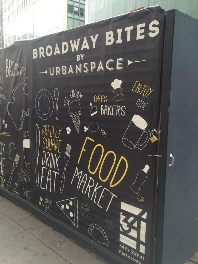Broadway Bites by Urbanspace
