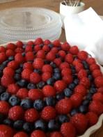 Super Summer Fruit Tart
