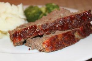 gluten free, meatloaf
