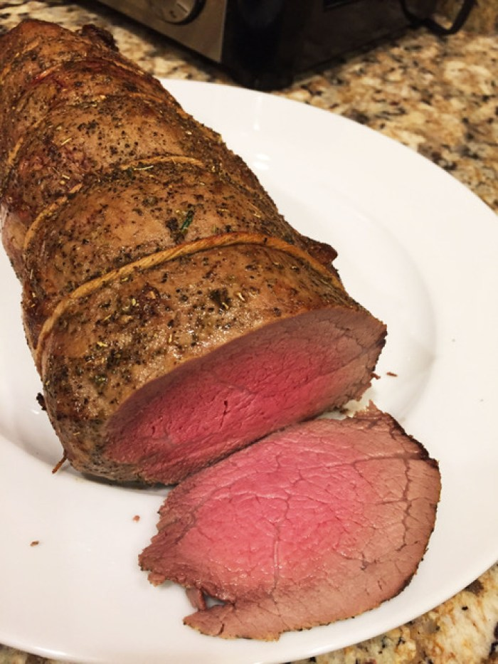 roast sliced