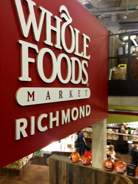 Whole Foods Richmond Opening Times