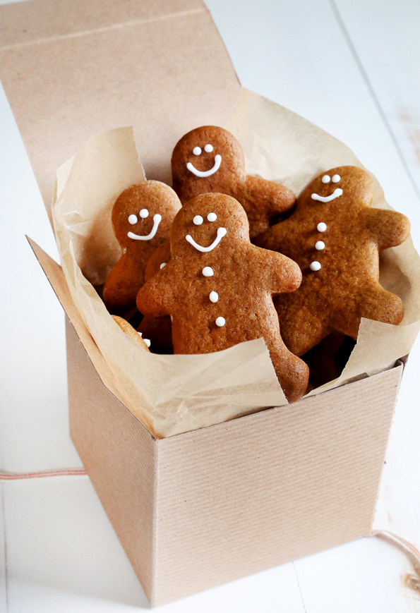 Soft and Chewy Gluten Free Gingerbread Men ⋆ Great gluten