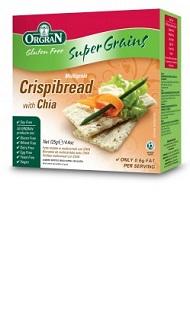 Multigrain Crispibread with Chia