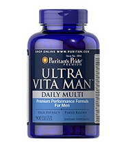 Puritan's Pride Ultra Vita Man