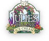 Julies Organic Ice Cream brands