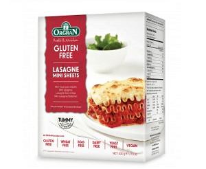 Organ Gluten Free Lasagne Sheets - Mini