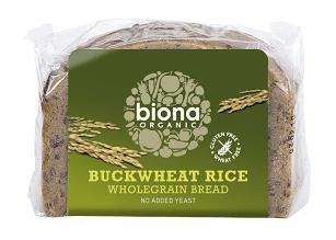 buckwheat bread brands for a gluten free diet
