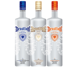 Devotion Vodka, one of the greatest Gluten free vodka brands
