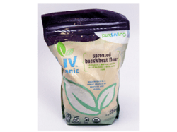 PureLiving Sprouted Buckwheat Flour