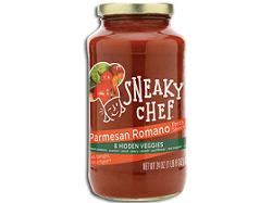 The Sneaky Chef Parmesan Romano Pasta Sauce