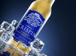 Crispin Cider, one of the best Gluten Free Cider Brands