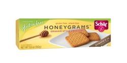 Dr. Schar Honeygrams Gluten-Free Graham Crackers