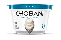 Chobani Non Fat Plain