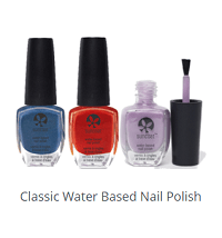 Suncoat organic nail polish