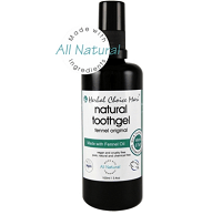 Herbal Choice Mari Natural Tooth-Gel Fennel