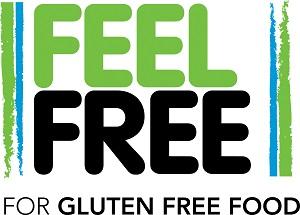 Fell Free Logo - Gluten Free Brand