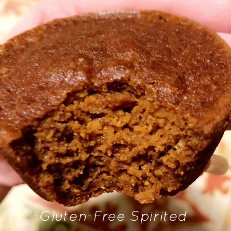 Dietary-Friendly Restriction Pumpkin Muffins (GF, SF, DF, paleo-friendly)