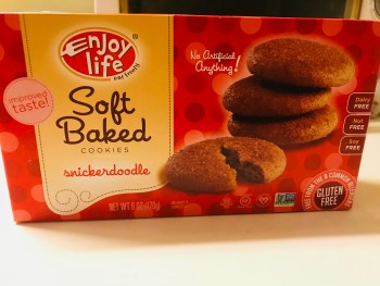 Enjoy Life Snickerdoodle