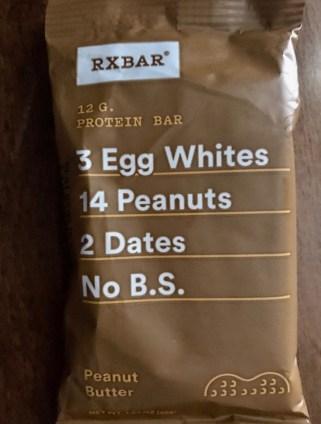 Peanut Butter RXBAR