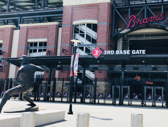 Suntrust Park Third Base Gate