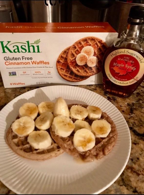 Kashi Waffles