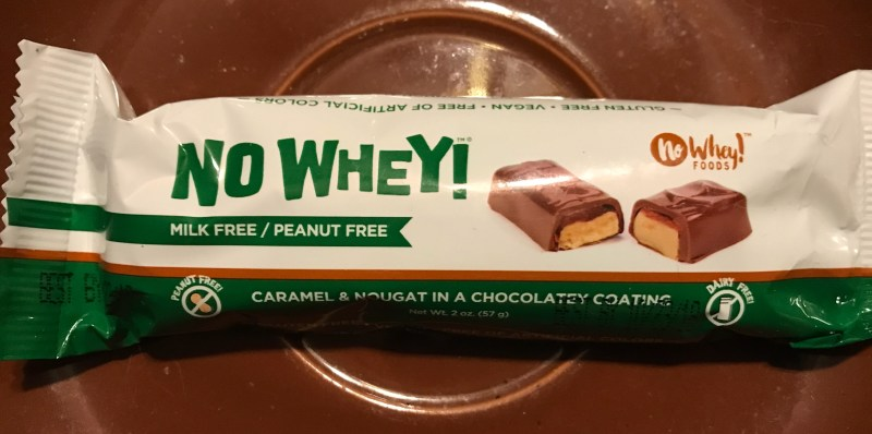 No Whey Candy bar