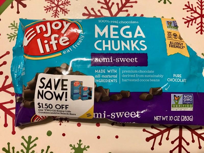 Enjoy Life Mega Chunks