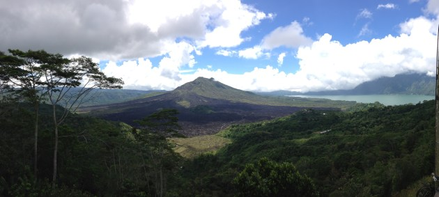 Mt Batur