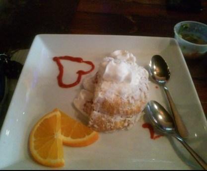 Tres Leches Cake GF