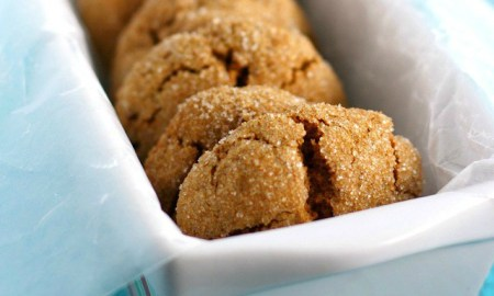 Gluten-free pumpkin spice cookies