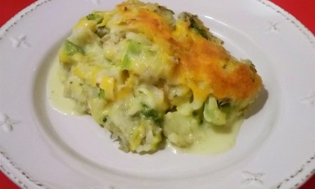 gluten free broccoli and cheese