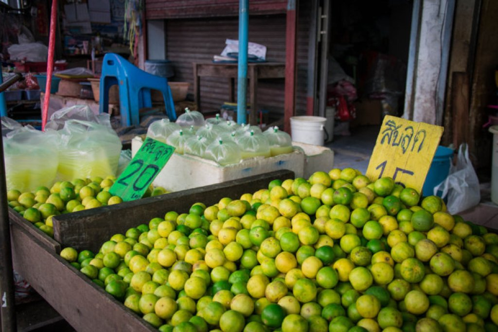 Limetten_Thailand