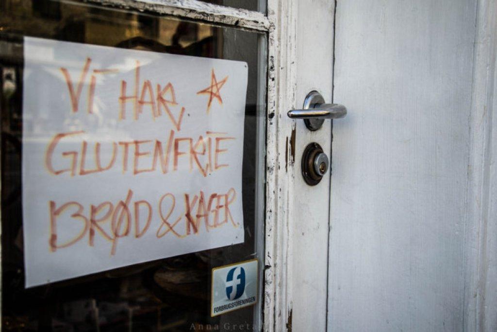 In manchen Reformhäusern gibt es glutenfreies Gebäck