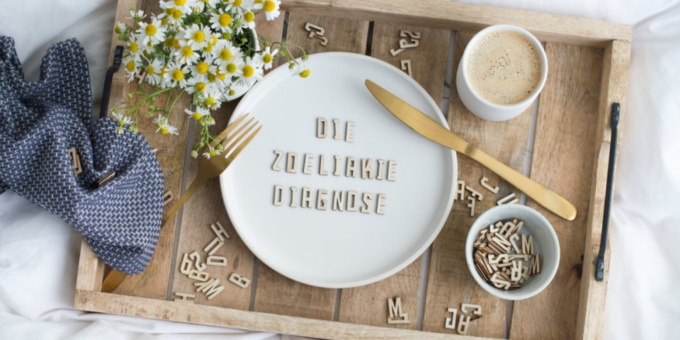 Titelbild Blogbeitrag Diagnose Zöliakie