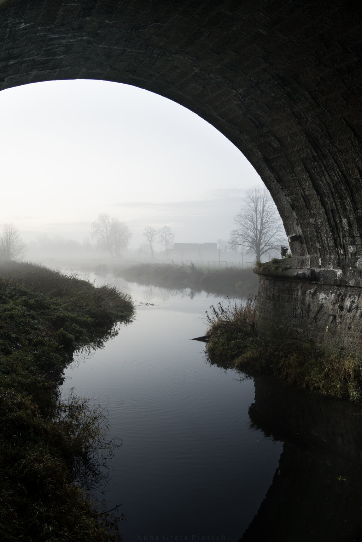 Dreibogenbrücke in Olfen
