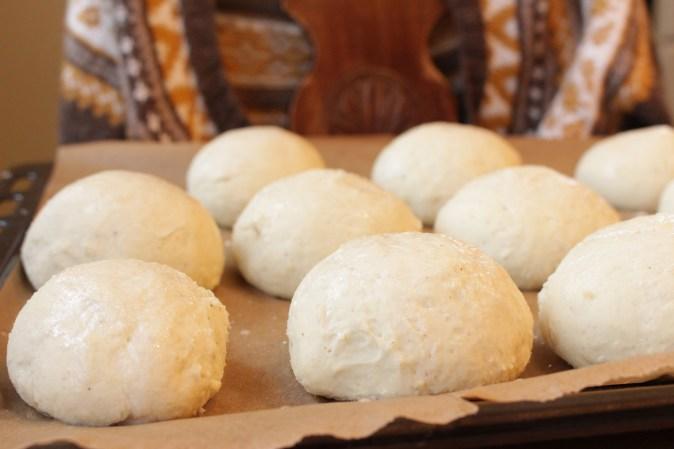 Glutenfrie fastelavnsboller uten melk