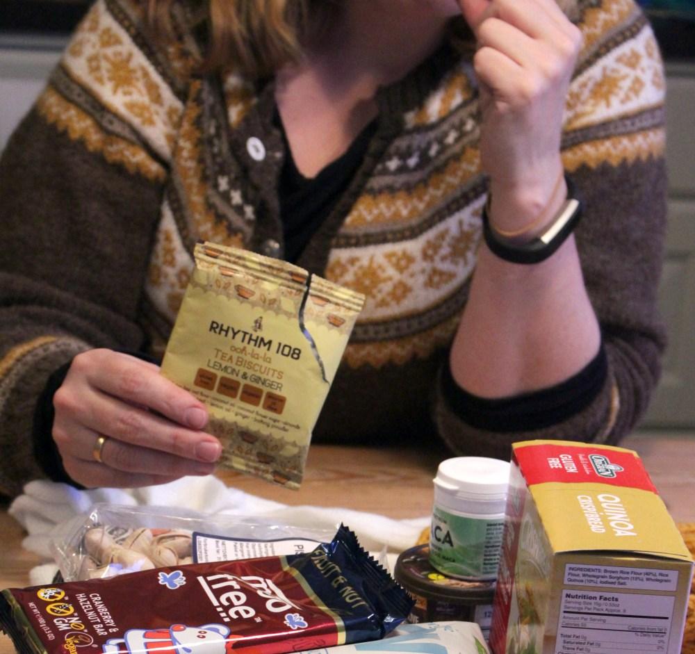 Digg Box - en gaveveske med gluten- og melkefrie go'saker!