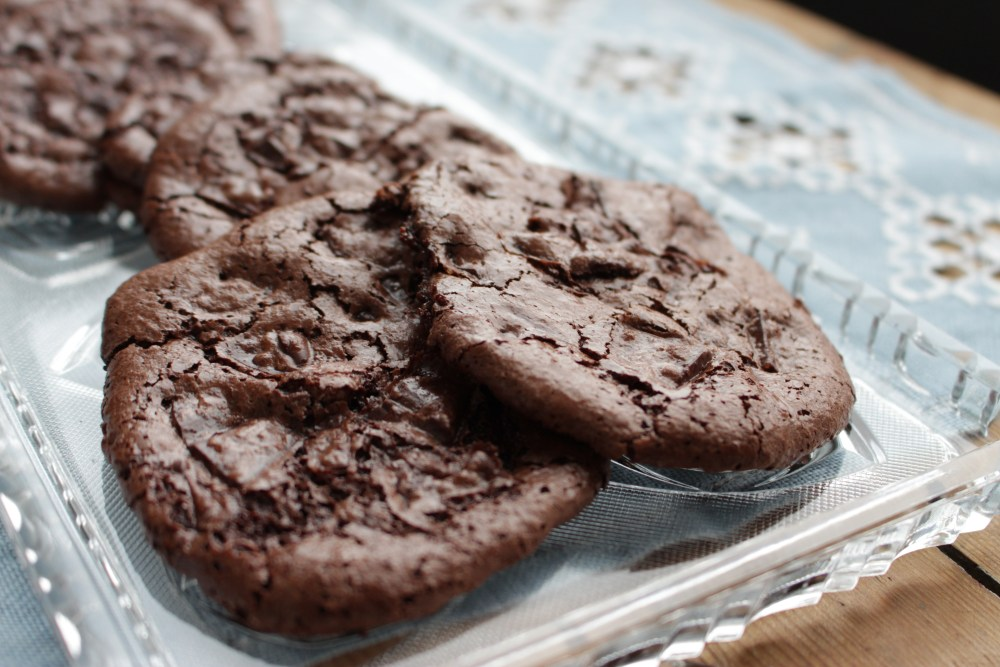 Gluten- og melkefrie Sjokoladekjeks 058