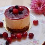 Cheesecake sans gluten sans lactose Paris Biosphere Cafe