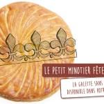 Galette des Rois sans gluten Le Petit Minotier